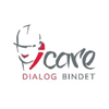Logo icare sales & services Dialogmarketing AG