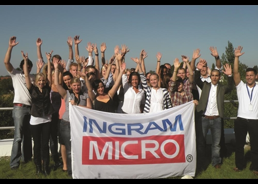 Ingram micro future success made by you
