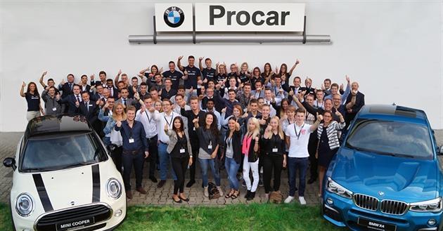 Procar Automobile Als Ausbilder Ausbildungsplätze Infos Und Mehr
