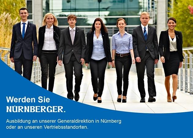 Nurnberger Versicherung Als Ausbilder Ausbildungsplatze Infos Und
