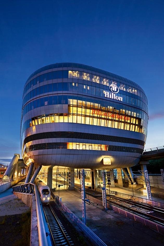 Hilton Hotel Frankfurt Flughafen