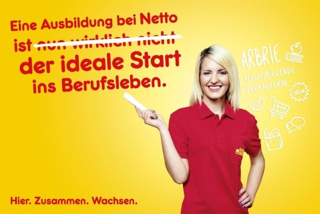 netto marken discount ag co kg ausbildung im einzelhandel - Netto Online Bewerbung