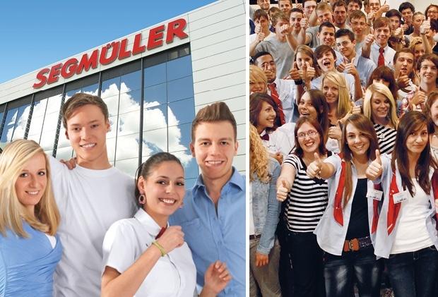 Hans Segmüller Polstermöbelfabrik Gmbh Co Kg Als Ausbilder