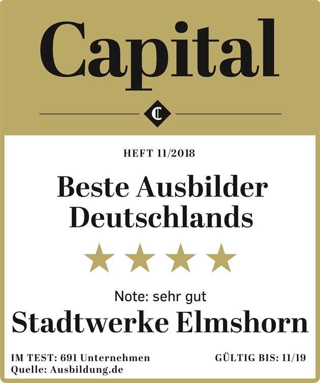 Stadtwerke Elmshorn Als Ausbilder Ausbildungsplätze Infos Und Mehr