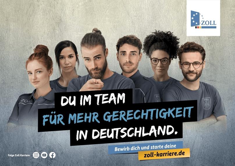 Die Bewerbung Zur Ausbildung Zoll Ausbildungspark Verlag 13