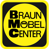 BRAUN Möbel-Center GmbH & Co KG Logo