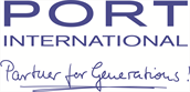 Port International GmbH Logo