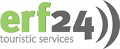 erf24 touristic services GmbH Logo