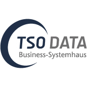 TSO-DATA GmbH Business-Systemhaus Logo