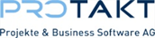 PROTAKT Projekte & Business Software AG Logo