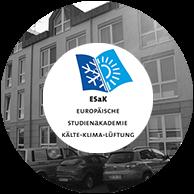 Europäische Studienakademie Kälte-Klima-Lüftung ESaK