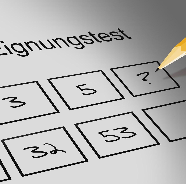 einstellungstest - Fielmann Bewerbung