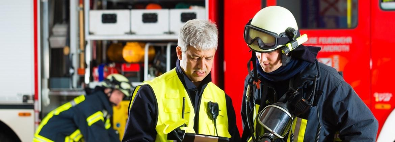 ausbildung beamter bei der feuerwehr - Bundeswehr Feuerwehr Bewerbung