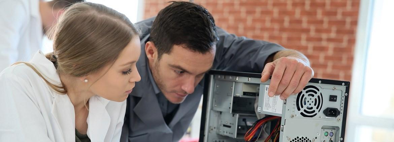 It Systemelektroniker Ausbildung Berufsbild Freie Stellen Azubiyo