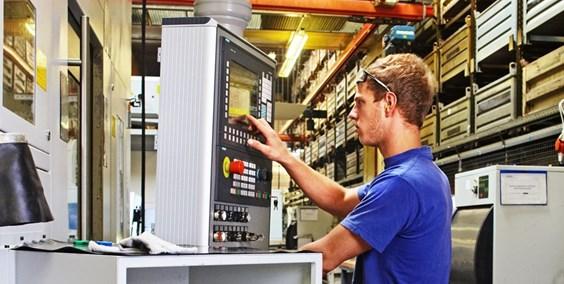 Maschinen- und Anlagenführer