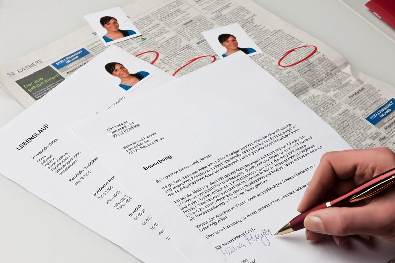 lebenslauf unterschreiben - Muss Man Lebenslauf Unterschreiben