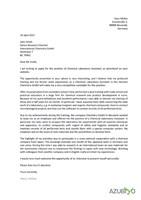 Bewerbung Englisch: Muster Bewerbungsschreiben | AZUBIYO