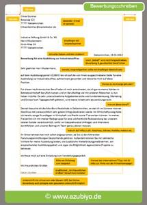 Bewerbung Kostenlose Muster Vorlagen Zum Download Azubiyo