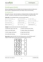einstellungstest beispiele zum Üben | azubiyo, Einladungen
