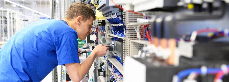 Elektroniker Gebäude- Infrastruktursysteme – Bewerbung | AZUBIYO