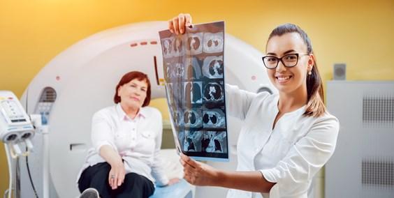 Medizinisch-technischer Radiologieassistent